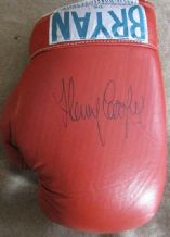 Henry Cooper Autograph Signed Glove